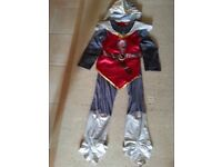 Child's Knights Dressing up outfit - 8 years