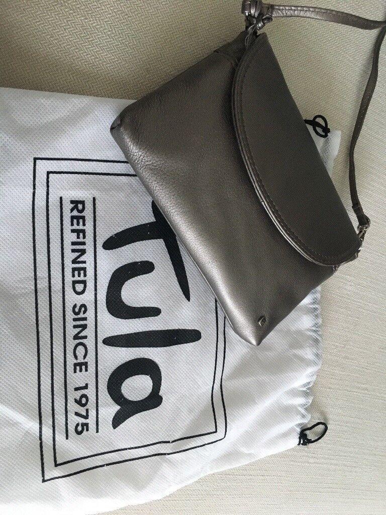 1f32268d6010 Tula Originals bronze cross body bag