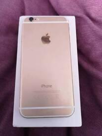 iphone 6 16GB Rose Gold