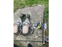 Fly fishing kit