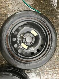 "Full size 16"" Vauxhall Spare Wheel"
