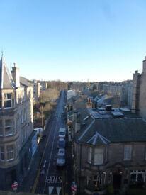 Morningside: refurbished 3 bedroom HMO flat