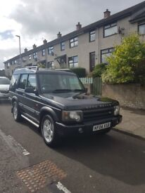 Land rover discovery not range rover 4×4