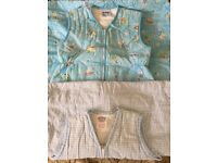Baby original Grobag sleepsuits (sorry about photos!)