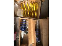 VAG 1.8 TT GOLF SEAT Coilovers and lowering springs