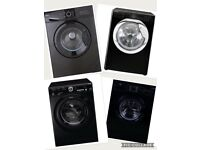 *WOW* MUST SEE! Ex-Display BLACK Washers From £149!