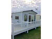 Caravan to rent Presthaven Beach Resort