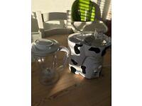 Breville blender and juicer brand new never used