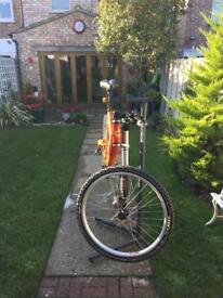 Cannondale Super V Mountain Bike