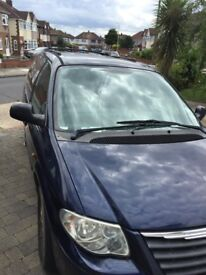 Chrysler Voyager 2006, Automatic, original mileage 90K. call @ 07415132346