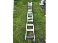 Aluminium Double Extension Ladder