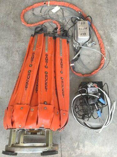SEI Industries Bambi Bucket Torrentula BBT-4453 520 USG & Control Unit BTSA00406
