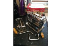 Pasta Maker - New Pasta Maker - New Boxed - Stainless Steel - Bargain