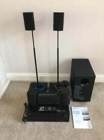 Onkyo 5.1 channel surround sound speak system