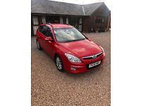 Hyundai, I30, Estate, 2008, Manual, 1582 (cc), 5 doors