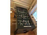 Football table; Excellent condition; Half price on new one