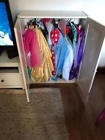 Ikea billy cupboard with doors