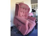 Electric High Rise Chair