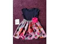 Lovely age 5-6 dress