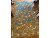 Play lino flooring