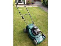 McCulloch Elite 47P Petrol Lawnmower (no grassbag)
