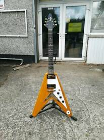 Epiphone 1958 Korina Flying V Made In Korea