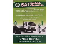 Sa1 House/Garden/Rubbish Clearances Fully licensed family run business