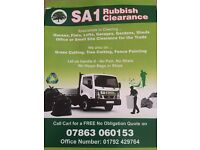 Sa1 Rubbish Removal House/Garden/Rubbish Clearances Fully licensed family run business