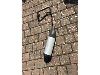 Yzf r125 exhaust