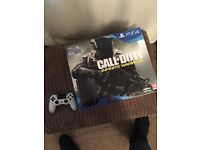 NEW PS4 with 2 pads and COD £180