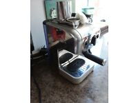 Dualit coffee machine for sale. Excellent condition due to lack of use. In full working order.