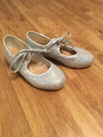 Girls Tap Dance Shoes Size 9