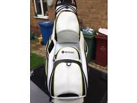 Motocaddy S1 Trolley & Bag Package