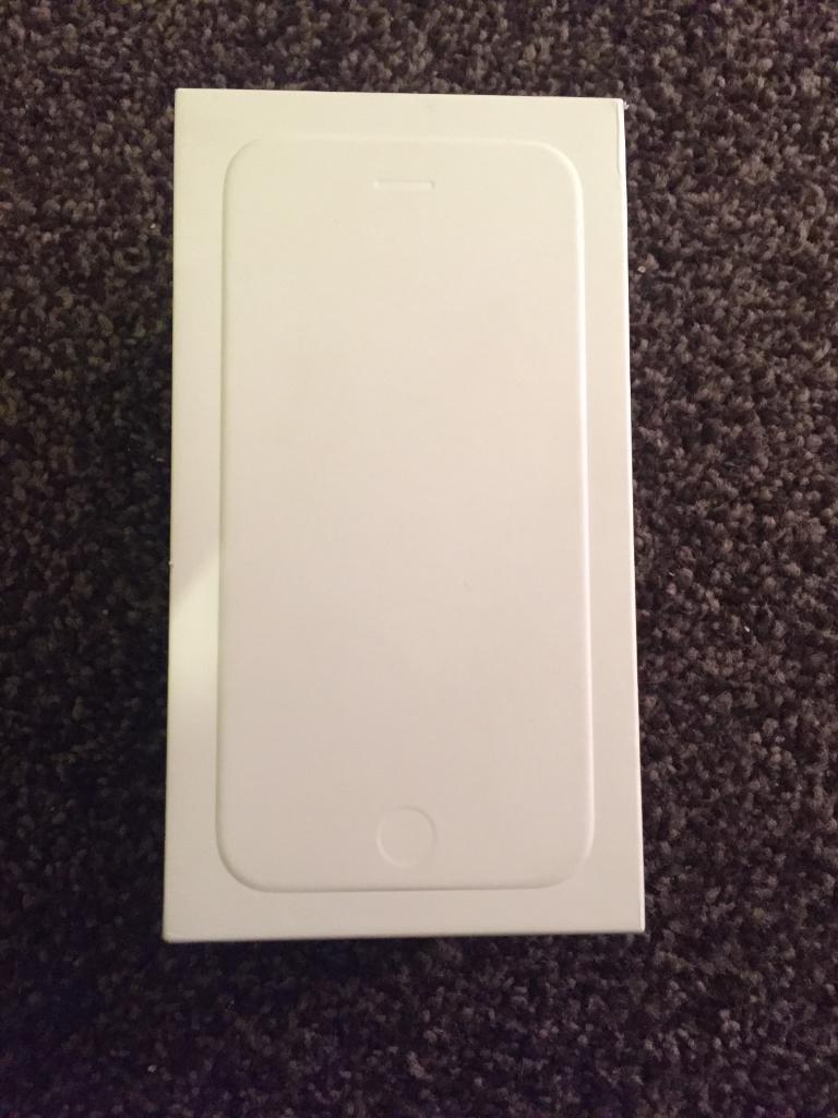 iPhone 6 box 16gbin Blackburn, LancashireGumtree - iPhone 6 box 16gb good condition box is from a silver and white iPhone 6 £10 ono