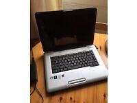 Toshiba Satellite Windows 7 Laptop