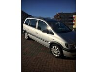 Vauxhall Zafira 7Seater, 2003, 1owner! Only 69000!