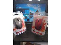 17 inch SSD Dell laptop. Windows 10, 4GB RAM,Wireless Mouse, DVD. Full size keyboard.