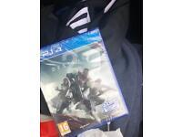 Destiny for PS4!