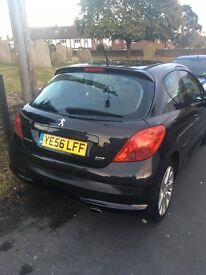 Black Sport Peugeot For Sale