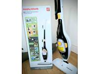 Morphy Richards upright and handheld steam cleaner 9 in 1