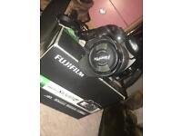 Fuji s6500fd digital bridge camera