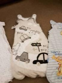Sleeping bags 0 - 6 months