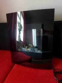 Focalpoint electric heater