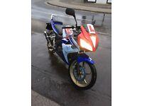 Honda CBR 125 RR for sale good condition 1200 ONO
