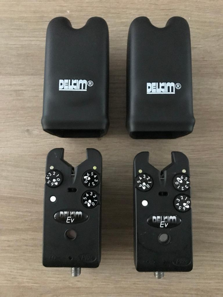 Delkim ev plus alarmsin east grinstead west sussex a pair of nearly new delkim