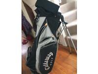 Callaway carry stand golf bag
