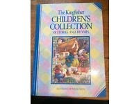 The Kingfisher collection of Stories and Rhymes Book