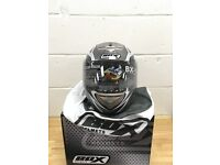 Box bx-1 web black small helmet