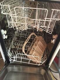 Intergraded dishwasher