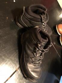 Firetrap boots size 1